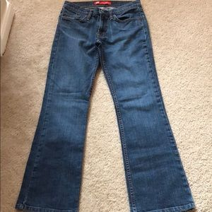 EXPRESS X2 Petite Denim Pants